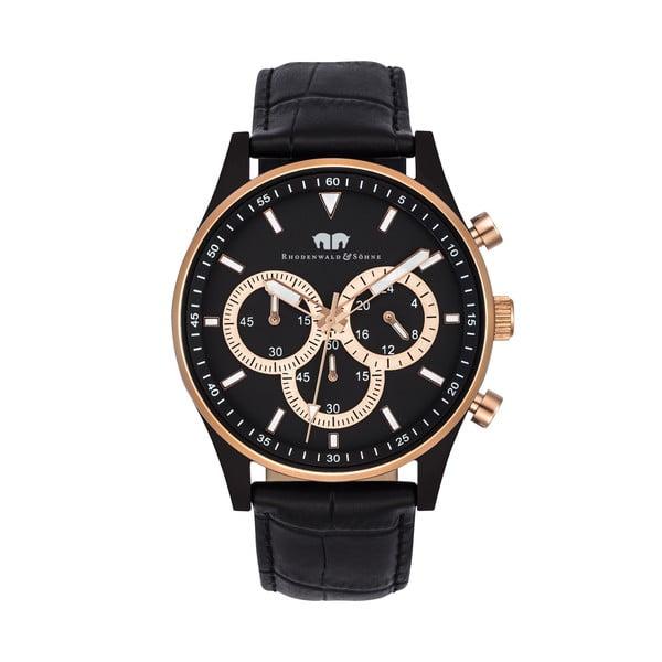 Pánske hodinky Rhodenwald&Söhne Nightwalker Black/Gold