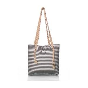 Sivá taška Homedebleu Eos, 50×40cm