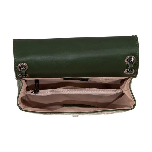 Kožená kabelka Andrea Cardone 2033 Green