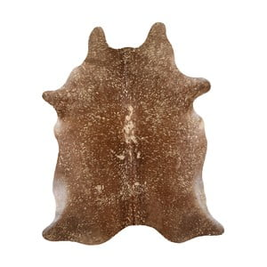 Pravá hovädzia koža Arctic Fur Camel, 199 × 163 cm