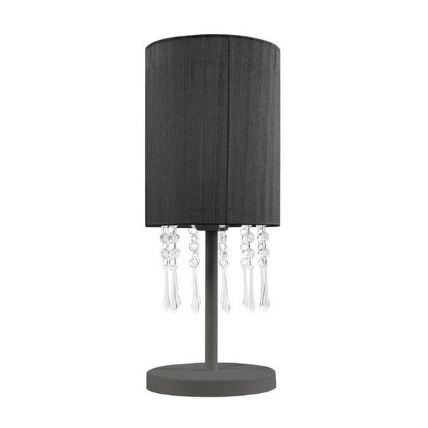 Stolová lampa Venecia, čierne