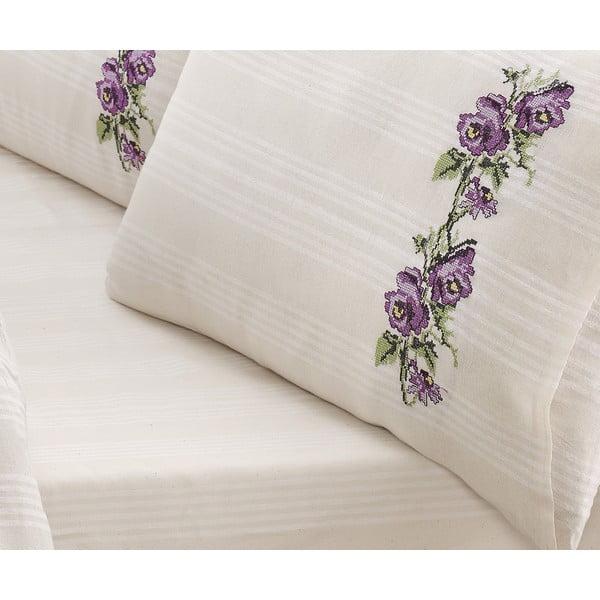 Obličky Purple Rose, 210x230 cm