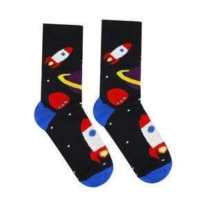 Bavlnené ponožky Hesty Socks Rakeťák, vel. 43-46