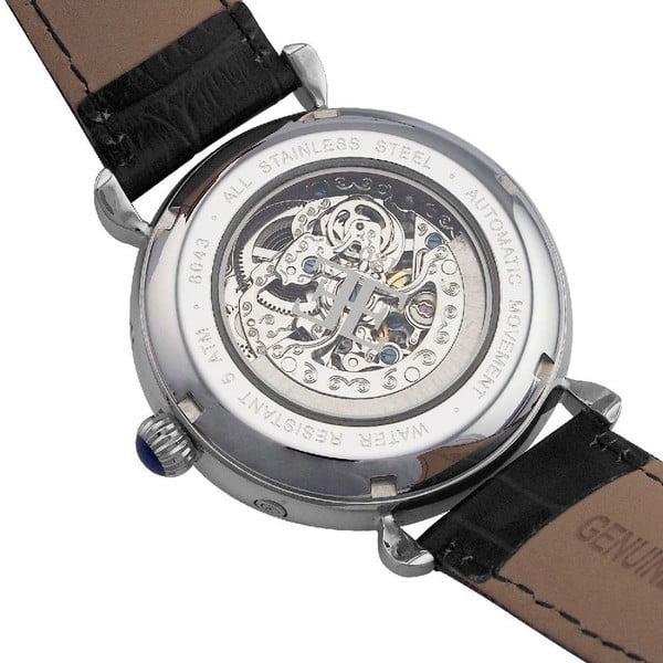 Pánske hodinky Thomas Earnshaw Silver Blue/Black