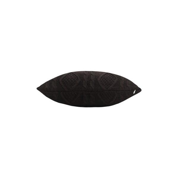 Vankúš Kosem 43x43 cm, tmavohnedá