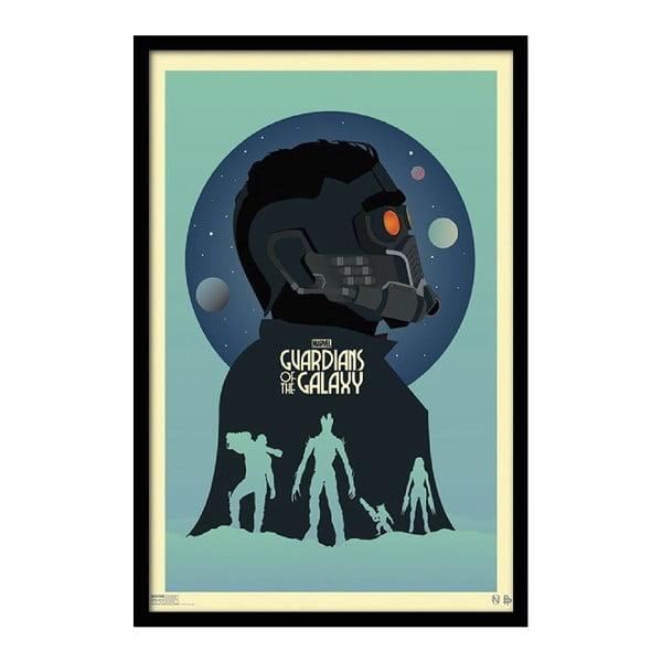 Plagát Guardians, 35x30 cm