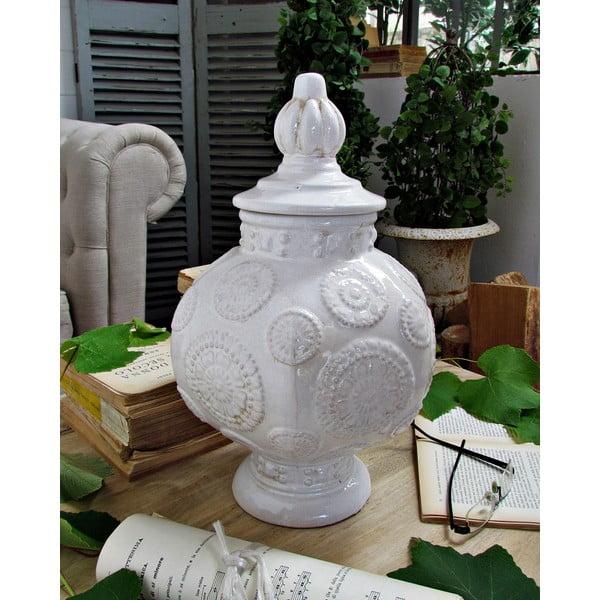 Dekorácia Oriental White