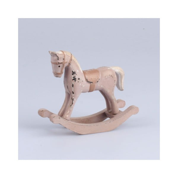 Drevený kôň Dakls, dĺžka 11,5 cm