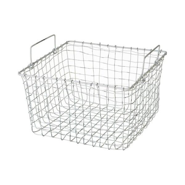 Kovový košík Parlane Wire, 30 cm