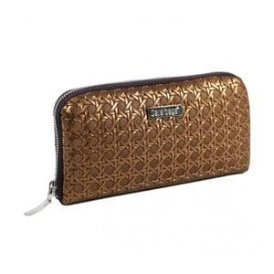 Peňaženka v medenej farbe Dara bags Wally No.1