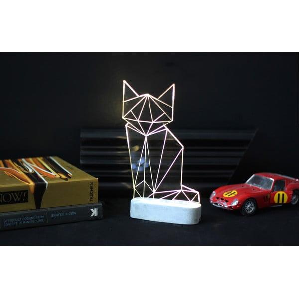 Náladové svetlo Cat