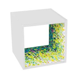 Odkládací stolík Abstract Meadow