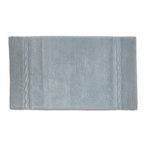 Sivá kúpeľňová podložka Kela Ladora