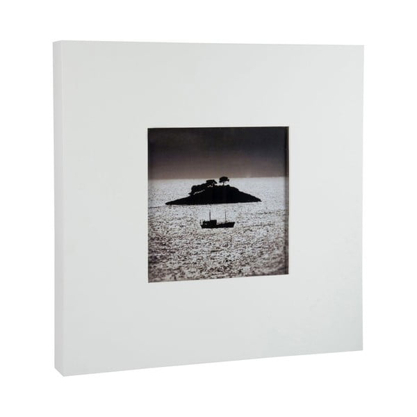 Fotorámik Frame White, 40x40x5 cm