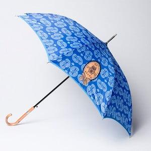 Dáždnik  Alvarez Cashmere Blue Illustration