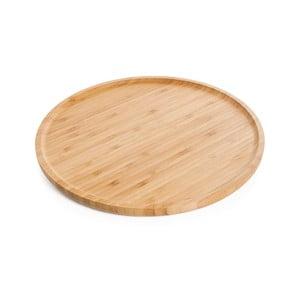 Bambusový tanier Bambum Penne, ø 28 cm