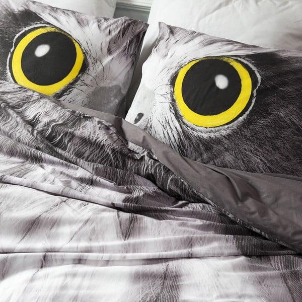 Obliečky Owl Look Grey, 240x200 cm