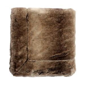 Kožušinkový pléd Essenza Beru, 150x200 cm