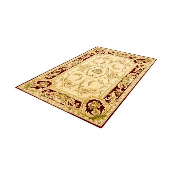 Vlnený koberec Sevilla Red, 170x240 cm