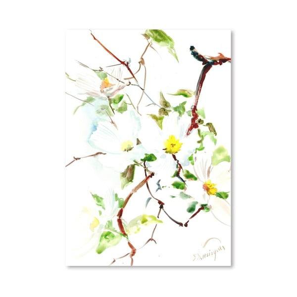 Autorský plagát Dogwood od Surena Nersisyana, 42 x 30 cm
