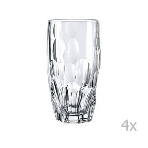Sada 4 pohárov  Nachtmann Sphere