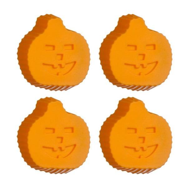 Set 4 foriem Pumpkins