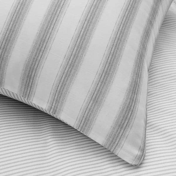Obliečky Marc O'Polo Vall, 155x220 cm, sivé