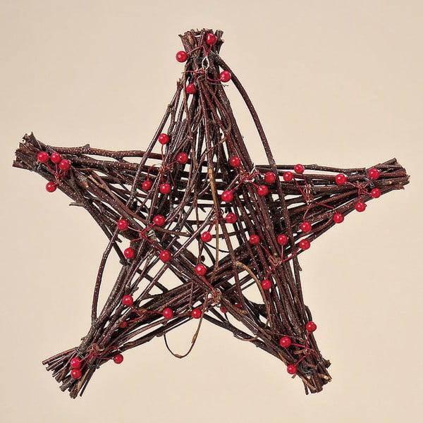 Závesná hviezda Mila, 30 cm