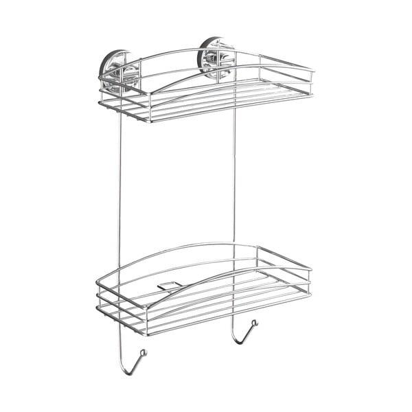 Dvojposchodový stojan bez nutnosti vŕtania Wenko Vacuum-Loc, až 33 kg