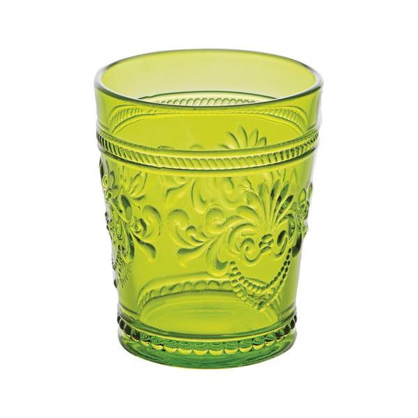 Set 6 ks pohárov Fade Verde Florence