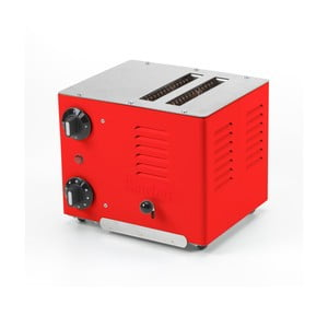 Dizajnový toaster Rowlett Rutlands Two, Traffic Red