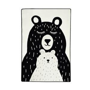 Detský koberec Bears, 100 × 160 cm