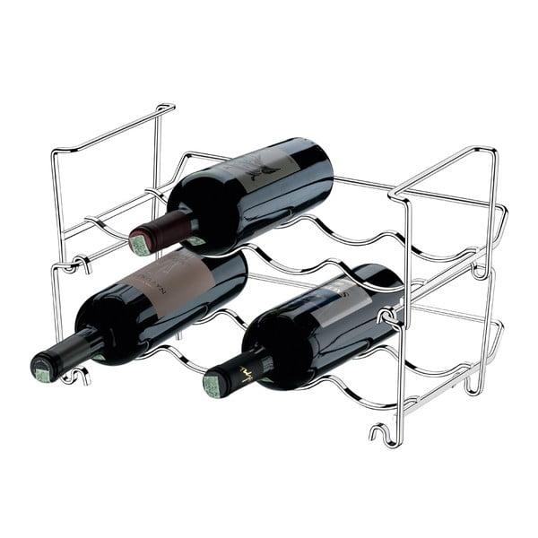 Stojan na 4 fľaše vína Future Rack