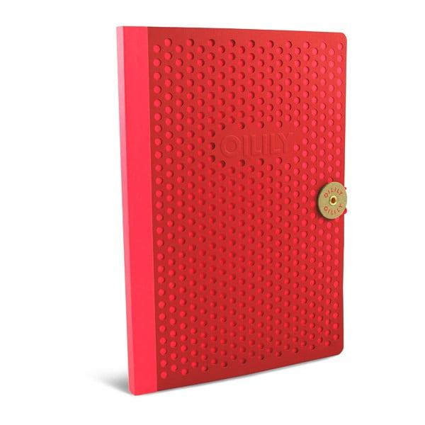 Linajkový zápisník B5 Portico Designs Oilily, 160 stránok