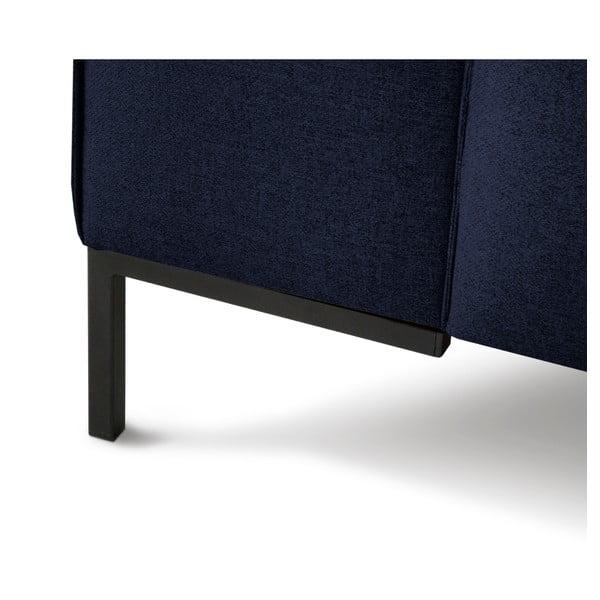 Modrá trojmiestna pohovka Cosmopolitan Design Seville