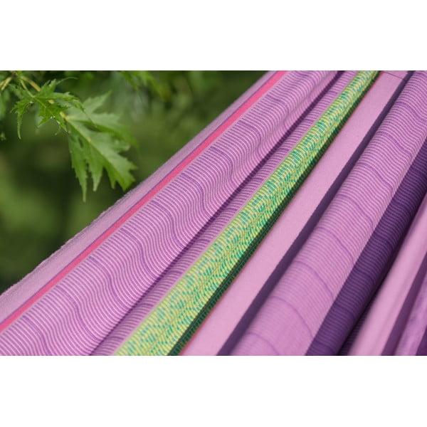 Hojdacia sieť Flora pre celú rodinu, fialová