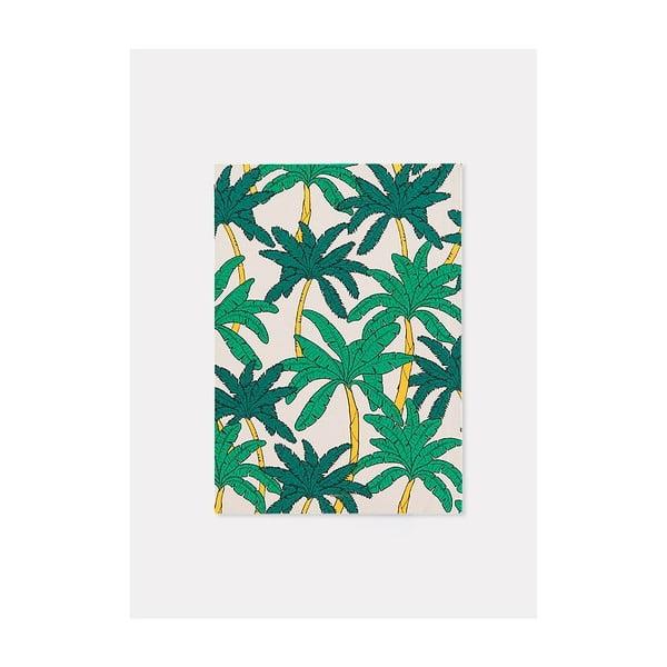 Zápisník Palms A5