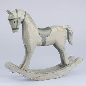Dekorácia drevený kôň II.
