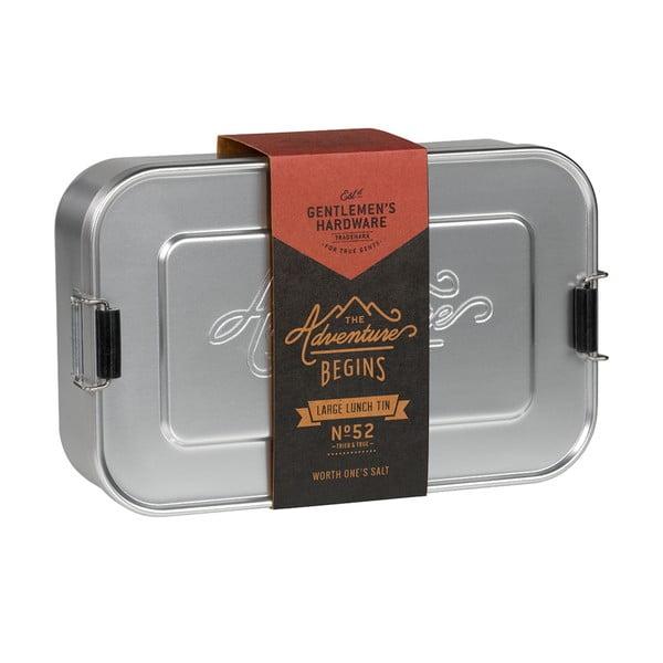 Desiatový box Gentlemen's Hardware Metal Lunch