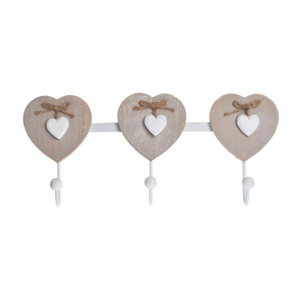 Trojitý vešiak Hearts