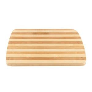 Bambusová doštička na krájanie JOCCA Chopping, 38 x 29 cm