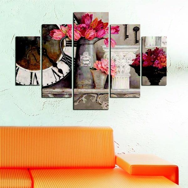 Viacdielny obraz Humberto, 92x56 cm