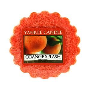 Vonný vosk do aromalampy Yankee Candle Pomarančová Šťava, doba trvania vône až 8 hodín