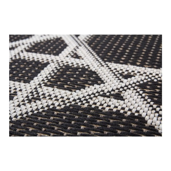 Koberec Tropical 310 Black, 80x150 cm