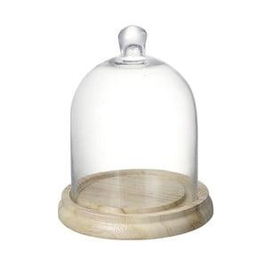 Podnos s vekom Wooden Bell