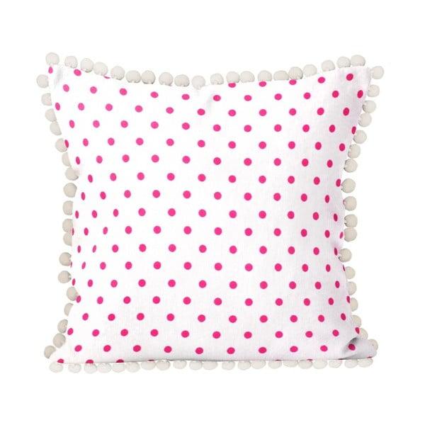 Obliečka na vankúš Nori Pink, 50x60 cm