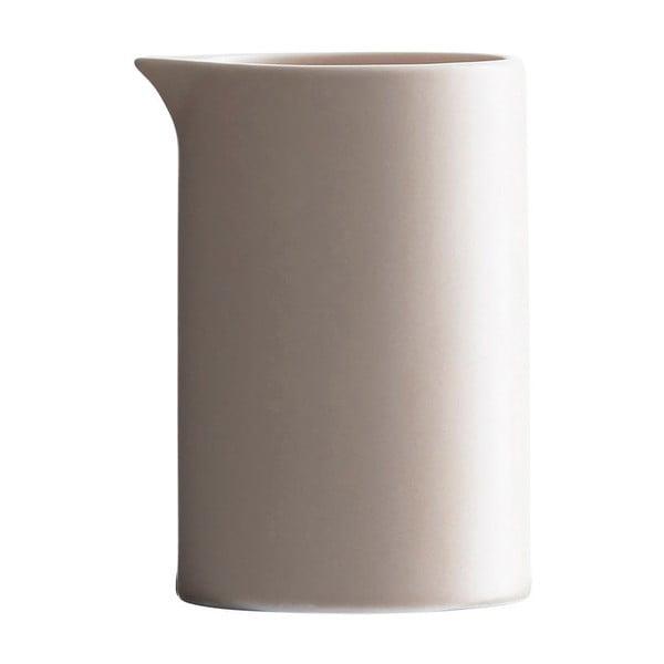 Béžová porcelánová dóza na mlieko House Doctor Milky