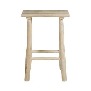 Stolička z teakového dreva Santiago Pons Capri