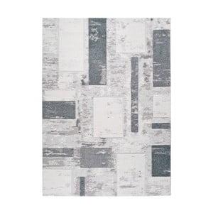 Sivý koberec Universal Hannuro, 80×150cm