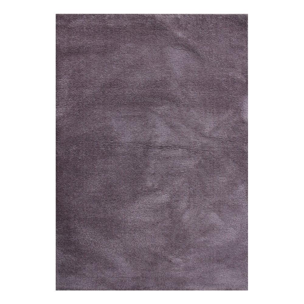 Fialový koberec Eco Rugs Ivor, 133 × 190 cm